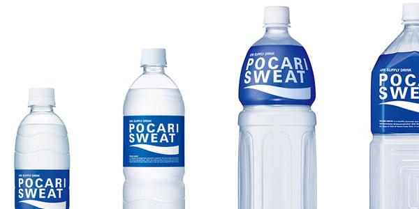 脱水症状対策には『アクエリ』よりも『ポカリ』がオススメ!