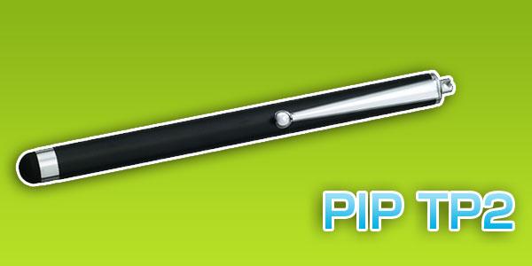 【レビュー】これは使いやすい!iPhoneやiPadに使えるタッチペン『PIP TP2』!