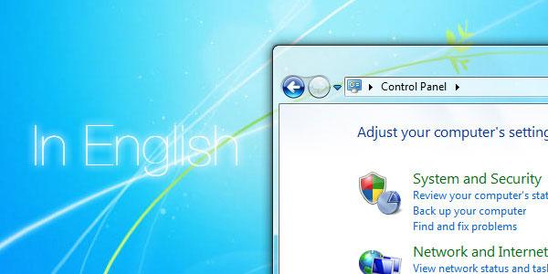 """""""英語版""""Windowsをオススメする3つの理由"""