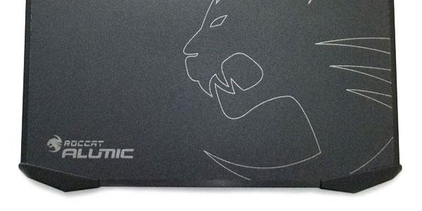 【レビュー】ゲーミングマウスパッド『ROCCAT Alumic』