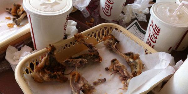 油っぽいものを食べない僕が、ケンタッキーの食べ放題に行ってきました