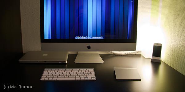 Mac使用者に『iPhone5』のホワイトモデルを激しくおすすめしたい