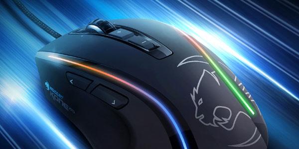 ウルトラハイエンドゲーミングマウス『ROCCAT Kone XTD』が販売開始!