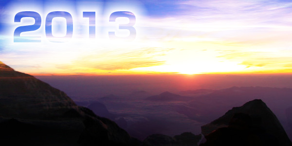 2013年到来!2012年の人気記事、参照元サイト、できごとのまとめ