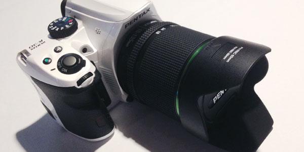 【レビュー】安価なのにもはや中級機なデジタル一眼レフ『PENTAX K-30』