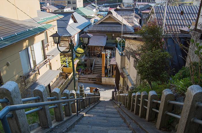 spirited-away-shibu-onsen-stairs-up