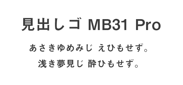 well-known-japanese-font-pick-up-mb31