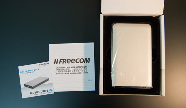 freecom-mg-review-package-open