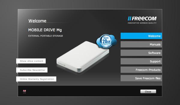 freecom-mg-review-setup-software