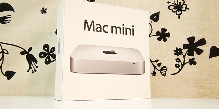 【レビュー】いろいろ使える万能なMac『Mac mini late 2012』