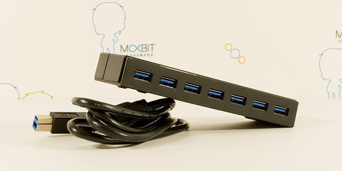 review-inateck-hb7003-ports