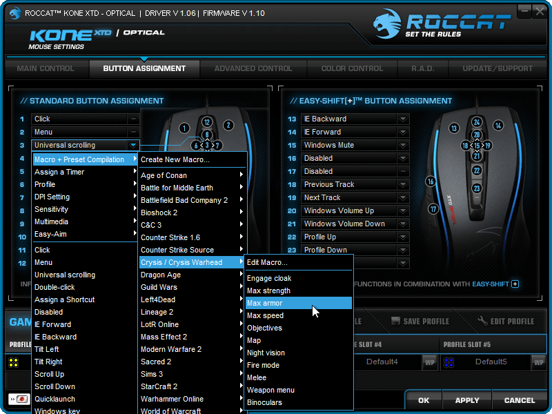 roccat-kone-xtd-opt-review-driver-button-assignment-macro