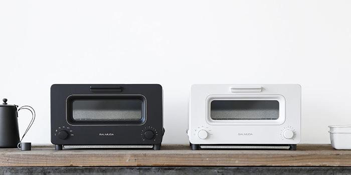 家電界のAppleことBALMUDAのトースター『The Toaster』がシャレオツ