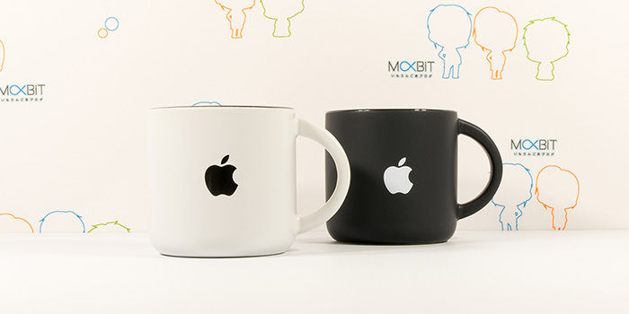 Appleのオフィシャルマグカップを手に入れたよー!