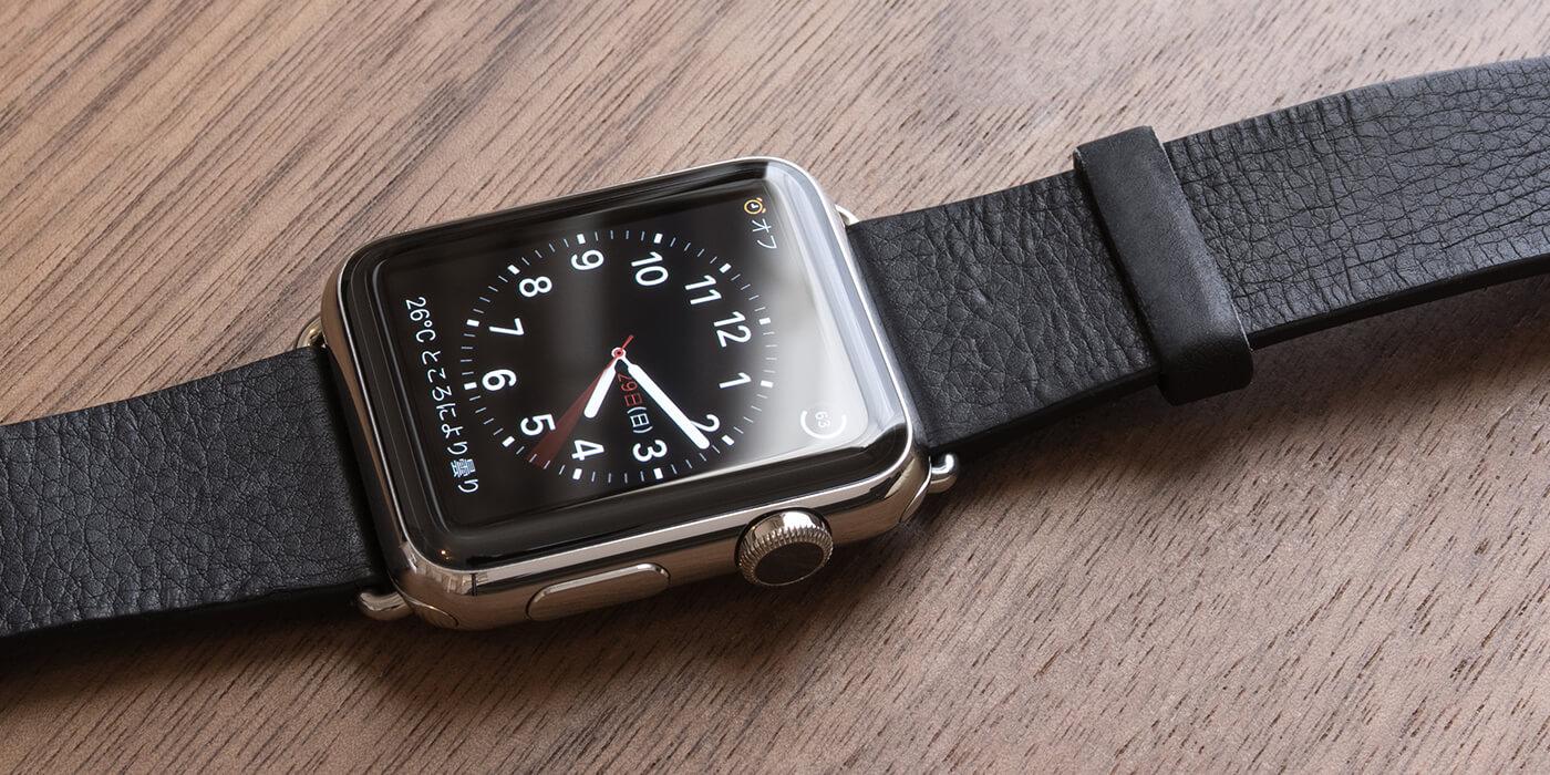 Apple Watch を1年間使い続けてみて思ったことを まとめてみる Moxbit
