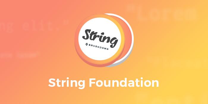 create-brushdown-string-foundation-logo