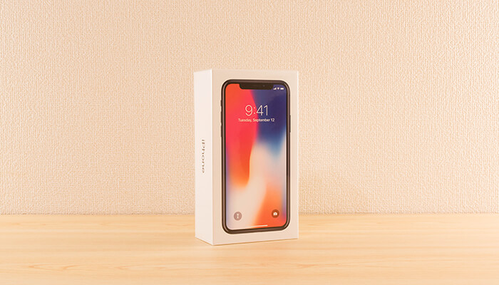 review-iphone-x-package